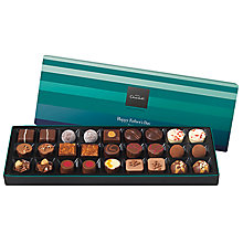 Buy Hotel Chocolat Father's Day 'Sleekster', Assorted Chocolates, Box of 27, 350g Online at johnlewis.com