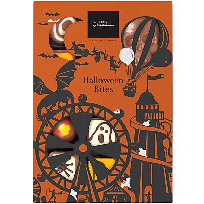 Hotel Chocolat 'Halloween Bites' Milk Chocolate Selection, 155g