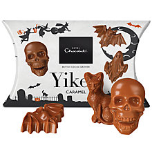 Buy Hotel Chocolat 'Yikes' Caramel Milk Chocolate, Box of 3, 25g Online at johnlewis.com