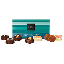 Buy Hotel Chocolat Father's Day Pocket Selection, Assorted Chocolates, Box of 8, 95g Online at johnlewis.com