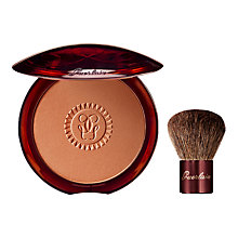 Buy Guerlain Terracotta Bronzing Powder & Kabuki Brush Set Online at johnlewis.com