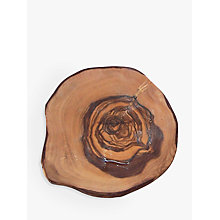 Buy ICTC Olivewood Coaster Online at johnlewis.com