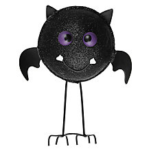 Buy John Lewis Halloween Decoration, Standing Bat Online at johnlewis.com