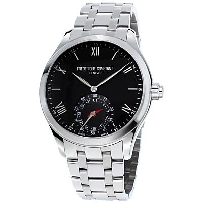 Frédérique Constant FC-285B5B6B Men's Classics Horological Smartwatch Bracelet St