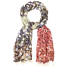 Buy White Stuff St Ives Patchwork Scarf, Multi Online at johnlewis.com