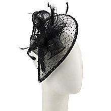 Buy John Lewis Diamante Teardrop Occasion Hat Online at johnlewis.com