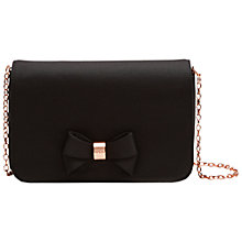 Buy Ted Baker Brandii Bow Clutch Bag Online at johnlewis.com