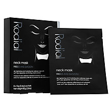 Buy Rodial Snake Neck Mask, 8 x 10g Online at johnlewis.com
