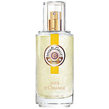 Buy Roger & Gallet Bois d'Orange Eau de Toilette, 50ml Online at johnlewis.com
