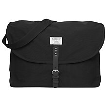 Buy Sandqvist Jack Ground Messenger, Black Online at johnlewis.com