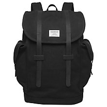 Buy Sandqvist Vidar Backpack, Black Online at johnlewis.com
