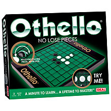 Buy John Adams Othello No Lose Pieces Game Online at johnlewis.com