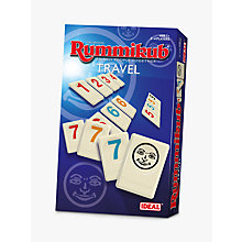 Buy John Adams Rummikub Travel Game Online at johnlewis.com