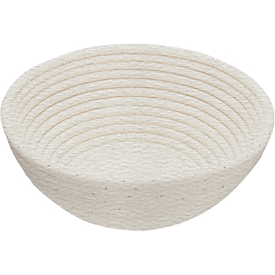 Paul Hollywood Round Bread Proving Basket, Rattan