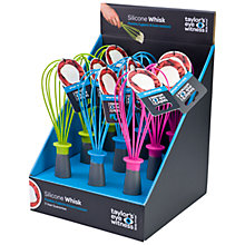 Buy Taylor's Eye Witness Whisk, Assorted Colours Online at johnlewis.com