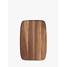 Buy John Lewis Black Walnut Chopping Board Online at johnlewis.com