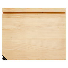 Buy John Lewis FSC Chopping Board with Knife Sharpener and iPad Rest Online at johnlewis.com