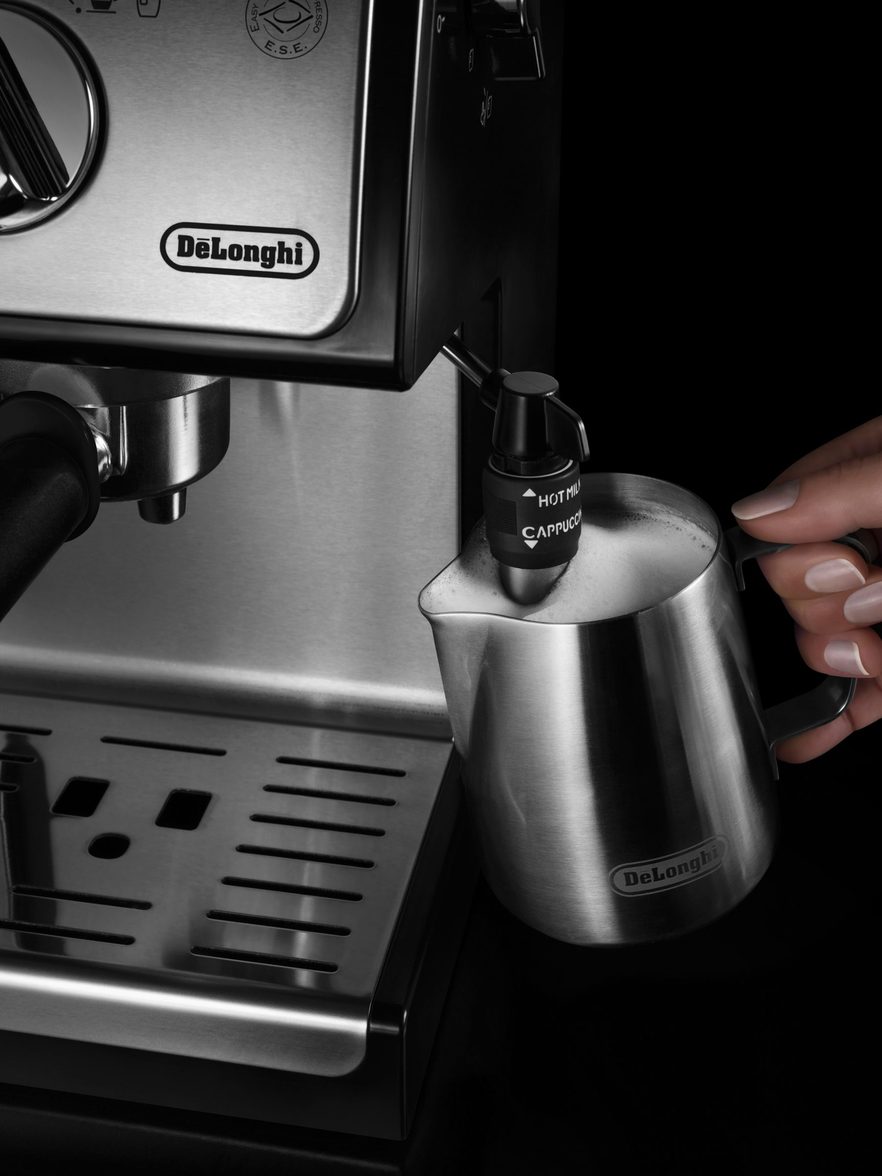 Buy De Longhi ECP Espresso Coffee Maker John Lewis