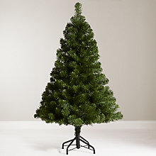Buy John Lewis The Basics 4ft Festive Fir Christmas Tree Online at johnlewis.com