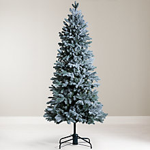 Buy John Lewis Grand Tour 7ft Snowy Dancing Christmas Tree Online at johnlewis.com