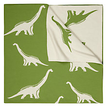 Buy little home at John Lewis Prehistoric Explorer Throw Online at johnlewis.com