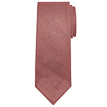 Buy JOHN LEWIS & Co. Jovi Linen Tie Online at johnlewis.com