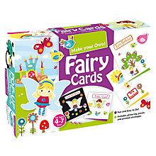 Buy Make Your Own! Fairy Cards Kit Online at johnlewis.com