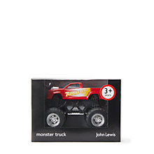 Buy John Lewis Turbo 8 Monster Truck Online at johnlewis.com