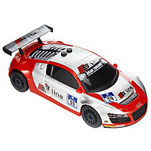 Buy John Lewis Audi R8 Racing Car Toy Online at johnlewis.com