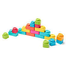 Buy John Lewis Soft Building Blocks Online at johnlewis.com