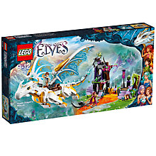 Buy LEGO Elves Queen Dragon's Rescue Online at johnlewis.com