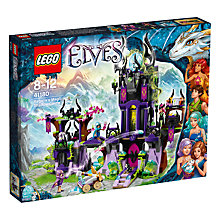 Buy LEGO Elves 41180 Ragana's Magic Shadow Castle Online at johnlewis.com