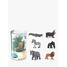 Buy Papo Wildlife Mini Tub Online at johnlewis.com