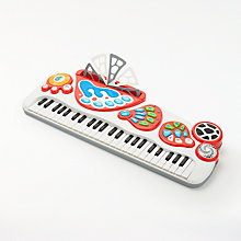 Buy John Lewis Children's Electronic Keyboard Online at johnlewis.com