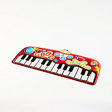 Buy John Lewis Giant Electronic Piano Mat Online at johnlewis.com