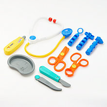 Buy John Lewis Doctors Case Playset Online at johnlewis.com