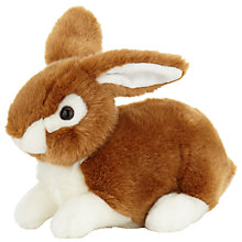 Buy John Lewis Bunny Rabbit Plush Soft Toy Online at johnlewis.com