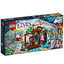 Buy LEGO Elves 41177 The Precious Crystal Mine Online at johnlewis.com