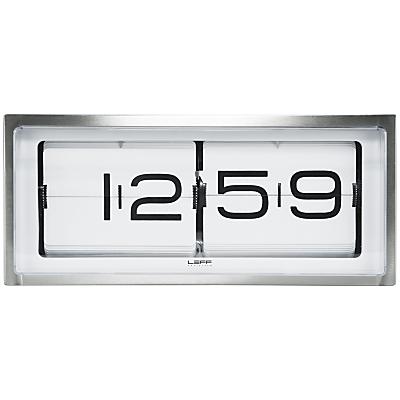Image of LEFF Amsterdam 24 Hour Brick Clock by Erwin Termaat