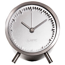 Buy LEFF Amsterdam Tube Clock by Piet Hein Eek Online at johnlewis.com
