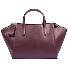 Buy Gerard Darel Le Visconti Bag, Dark Red Online at johnlewis.com