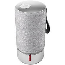 Buy Libratone ZIPP Bluetooth, Wi-Fi Portable Wireless Speaker with Internet Radio, Speakerphone & Italian Wool Cover, Copenhagen Edition Online at johnlewis.com