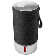 Buy Libratone ZIPP Bluetooth with Italian Wool Cover, Copenhagen Edition, Pepper Black + Libratone ZIPP Bluetooth, Victory Red Online at johnlewis.com