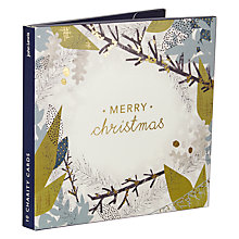 Buy John Lewis Snowshill Forest Charity Christmas Cards, Pack of 10 Online at johnlewis.com