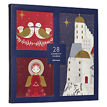 Buy John Lewis Bethlehem Charity Christmas Cards, Pack of 28 Online at johnlewis.com