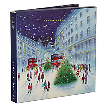 Buy John Lewis London Fun Charity Christmas Cards, Pack of 10 Online at johnlewis.com