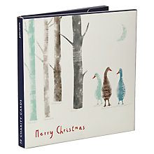 Buy John Lewis Snowshill Friends Charity Christmas Cards, Pack of 10 Online at johnlewis.com
