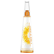 Buy Issey Miyake L'Eau d'Issey Summer Eau de Toilette, 100ml Online at johnlewis.com