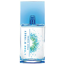 Buy Issey Miyake L'Eau d'Issey Pour Homme Summer Eau de Toilette, 125ml Online at johnlewis.com