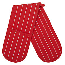 Buy John Lewis Stripe Double Oven Glove Online at johnlewis.com